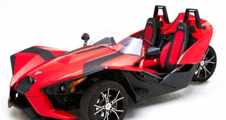 Polaris Slingshot recall repairs begin tomorrow