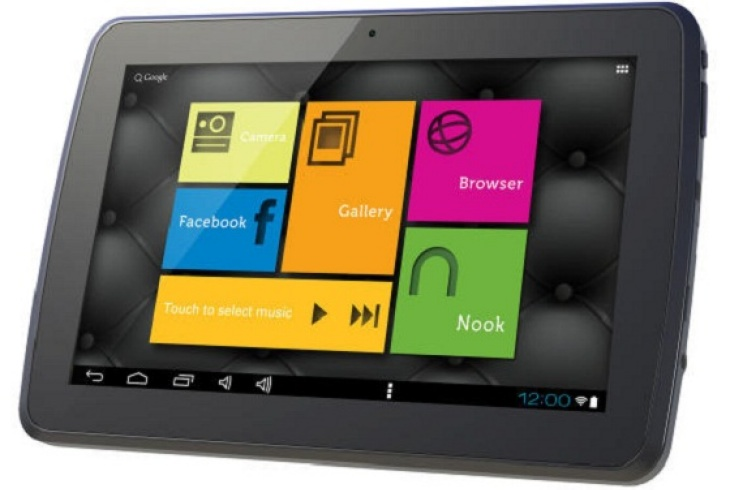 Polaroid 10 and 8-inch Android tablets