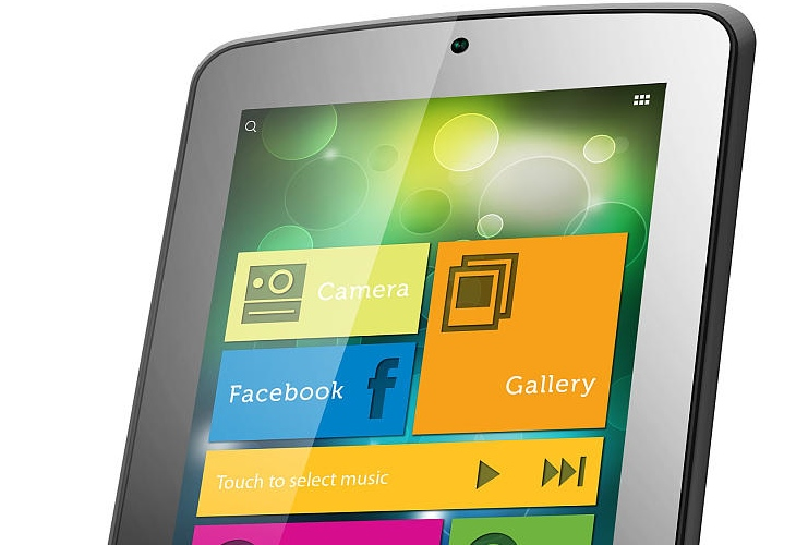 Polaroid 7 Internet Tablet includes Android 4.1