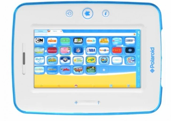 Polaroid 7-inch kids tablet review roundup