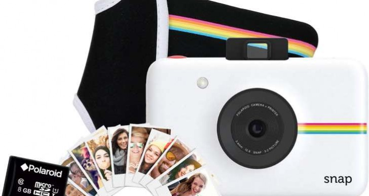 Polaroid Snap Instant Digital Camera review bundle with PDF manual