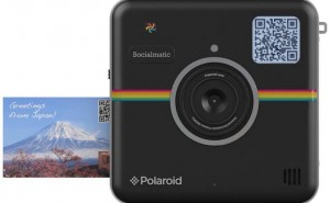 Polaroid Socialmatic camera release for late Christmas gift