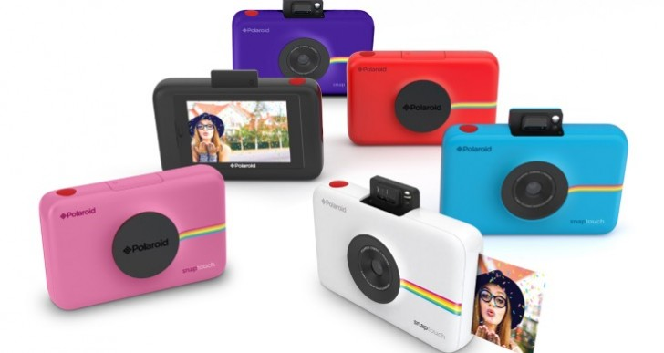 UK hopes for Polaroid Snap Touch Amazon, Argos availability in October