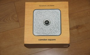 Polk Audio Camden Square review with DJ Stream app