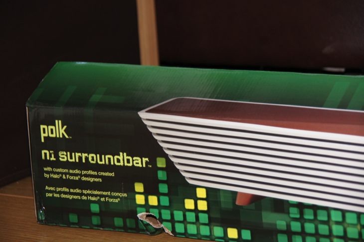 Polk N1 surroundbar review for UK and availability 2
