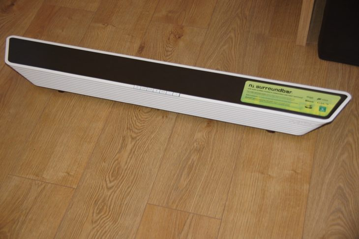 Polk N1 surroundbar review for UK and availability 6
