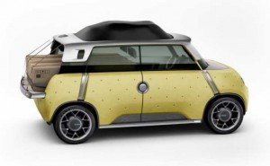 Polypropylene MINI, okay it's a 2013 Toyota Me.We concept