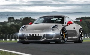Porsche 911 GT3 RS manual transmission option MIA