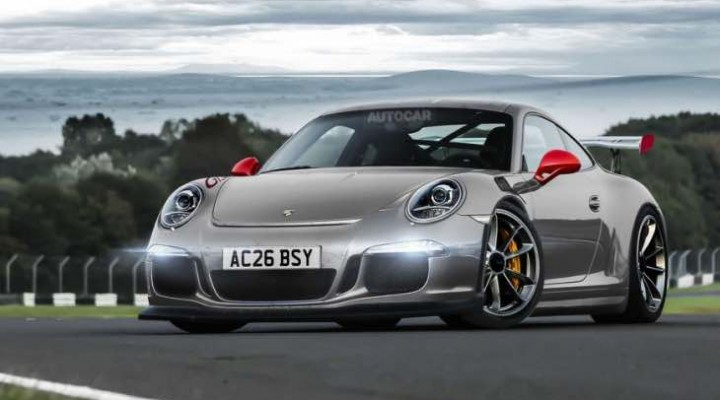 Porsche 911 GT3 RS manual transmission option MIA