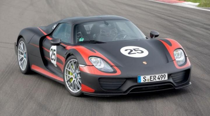 Porsche 918 Spyder key paradox, paying price for hybrid