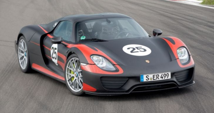Porsche 918 Spyder key paradox, paying price for hybrid