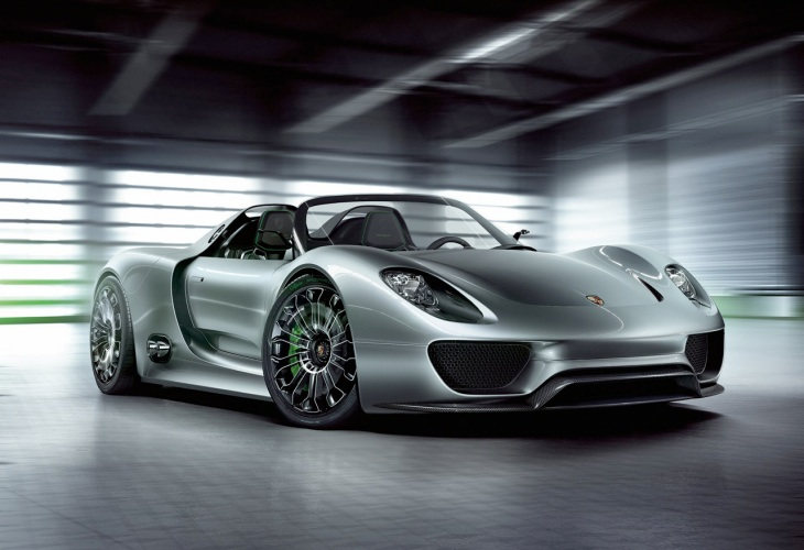 Porsche 918 Spyder vs. P1, LaFerrari – Price compromises specifications