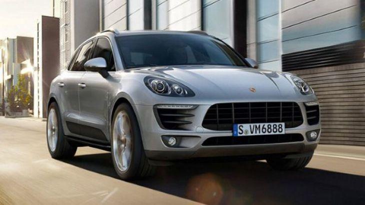 Porsche Macan on a budget