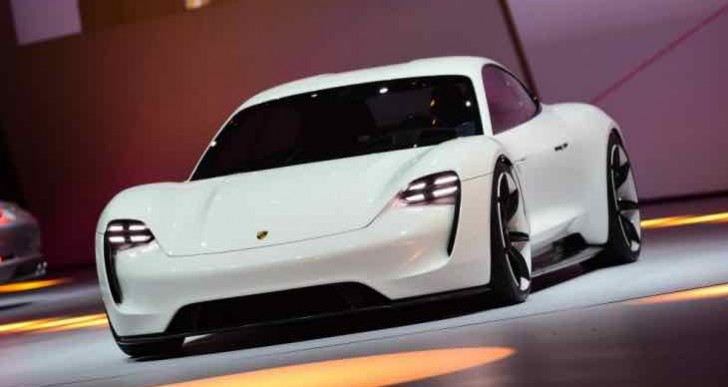 Porsche Mission E needs to be on sale soon