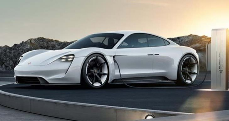 Porsche Mission E production creates 1,000 new jobs