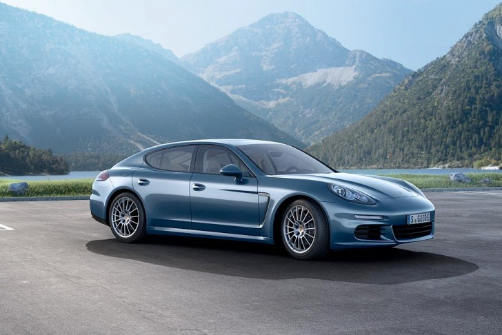 Porsche Panamera Diesel US release uncertainty in 2014