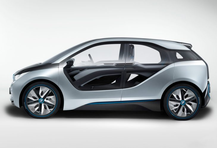 Positive BMW i3 sales without price and release date