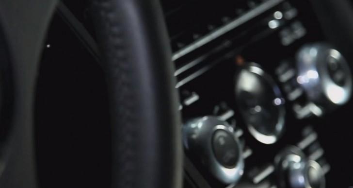 Possible Aston Martin V12 Vantage S interior, exterior teased