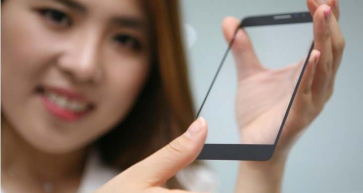 Possible LG G6 security feature, similar to rumored iPhone 7