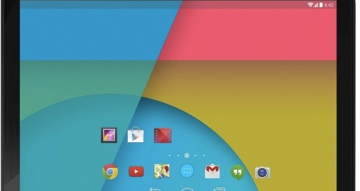Possible Nexus 10 2 release at CES 2014