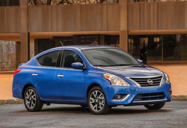 Possible Nissan Versa recall for 2015