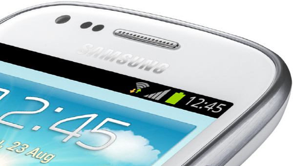 Possible Samsung Galaxy S4 sighting and dual-keypad confusion