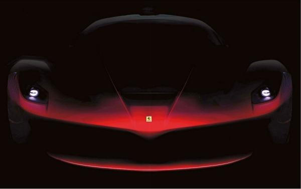 Potential Ferrari F150/F70 specs reveals top speed