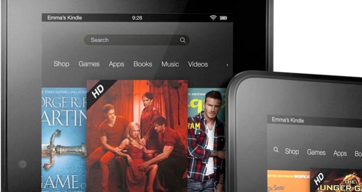 Potential Kindle Fire HD 2 vs. New Nexus 7 specs
