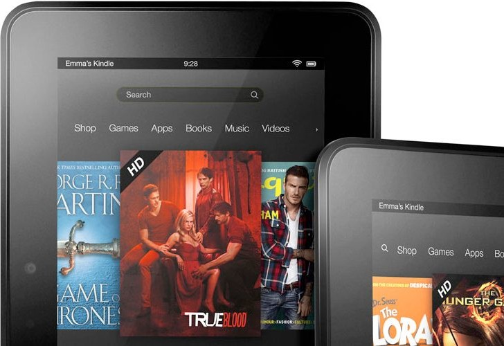 Potential Kindle Fire HD 2 vs. New Nexus 7 specs
