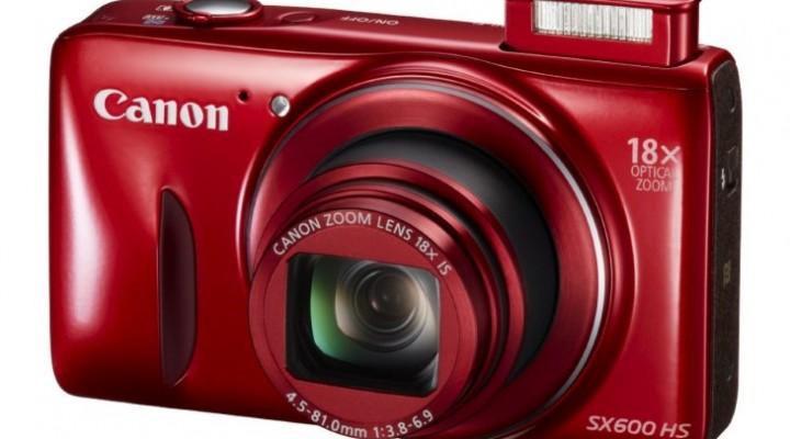 CES 2014: Canon, Nikon and Fujifilm cameras