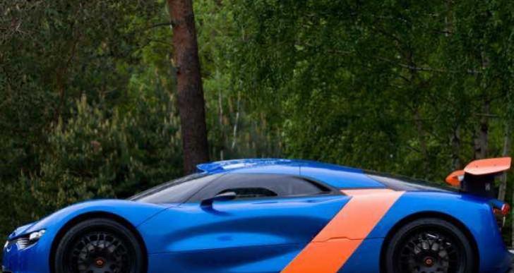 Pre-production Renault Alpine could debut next month