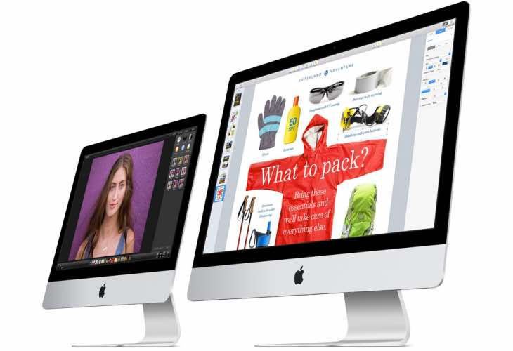 Predicting 2015 iMac specs update for WWDC reveal
