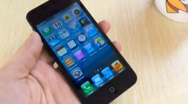 Preempting iPhone 5S release with Android clone