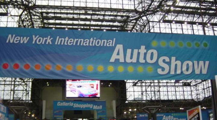 Preview of 2015 New York Auto Show upcoming cars