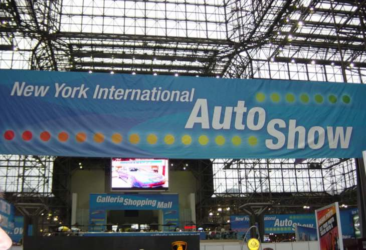 Preview of 2015 New York Auto Show