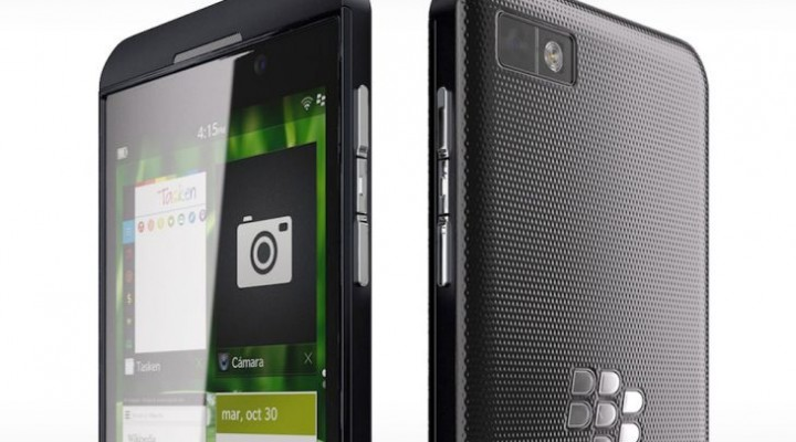 Price for AT&T BlackBerry Z10 patience, pre-order specifics