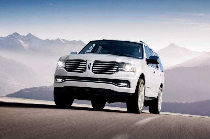Price of the 2015 Lincoln Navigator
