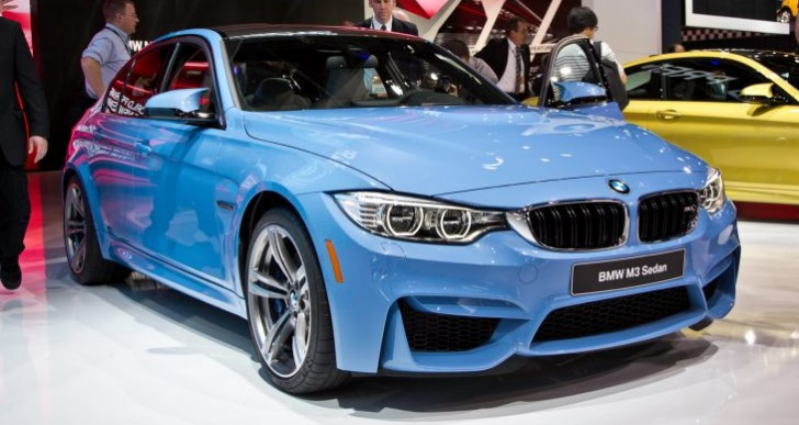 Pricing BMW M3 and M4 with those options