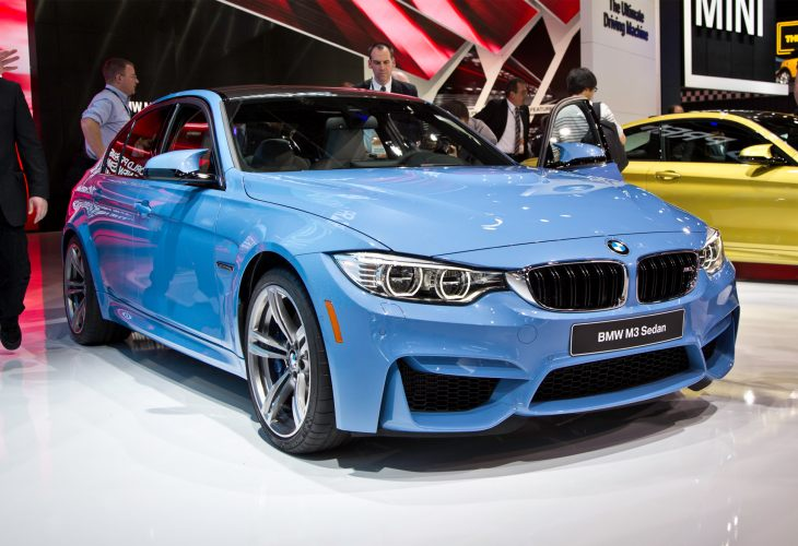 Pricing BMW M3 with those options