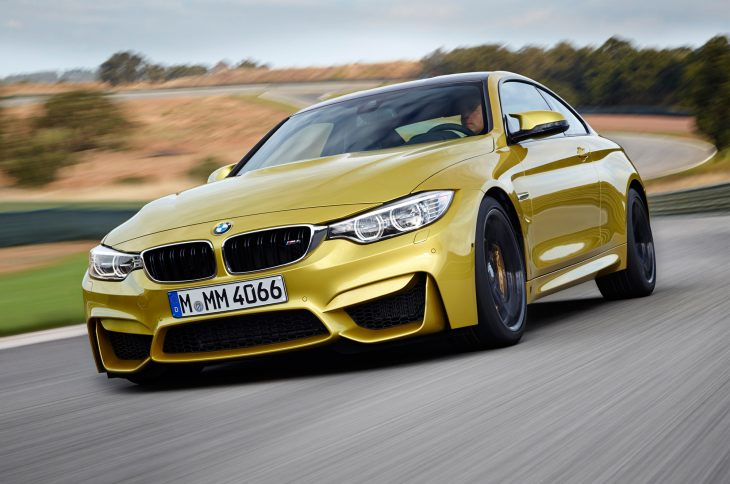 Pricing BMW M4 with those options