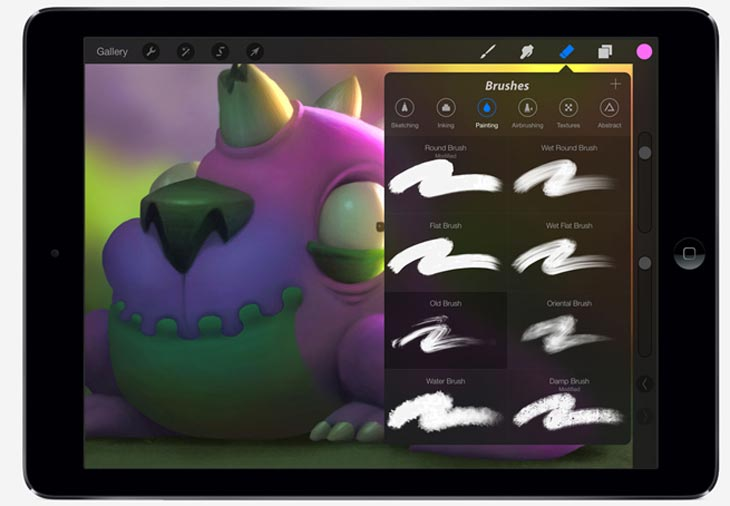 Procreate-app-need-for-Android-Windows