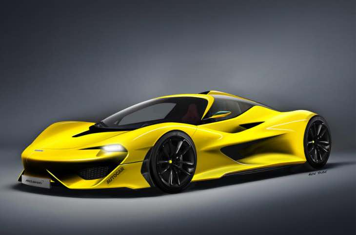 Proposed 2018 McLaren F1 successor specs | Product Reviews Net