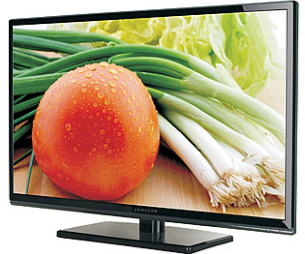 The Proscan PLDED3996A 39-inch LED TV has limited features