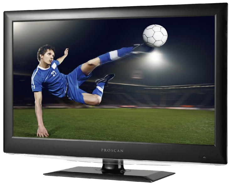 Proscan PLED2243A 22-inch LED HDTV is perfect for the bedroom, kitchen and office