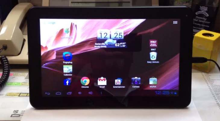 Proscan 7 inch android tablet : Westgate lakes resort and
