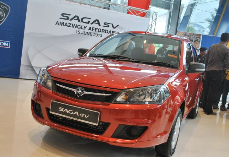 Proton Saga SV re-ignites new model hope for future