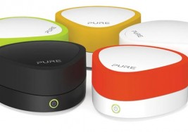 Pure's new Jongo A140B wireless hi-fi adaptor at CES 2013