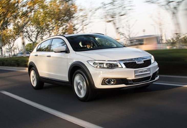 Qashqai rival, Qoros 3 City SUV teased before Geneva