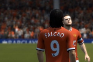 Radamel Falcao tribute stuns for Man Utd in FIFA