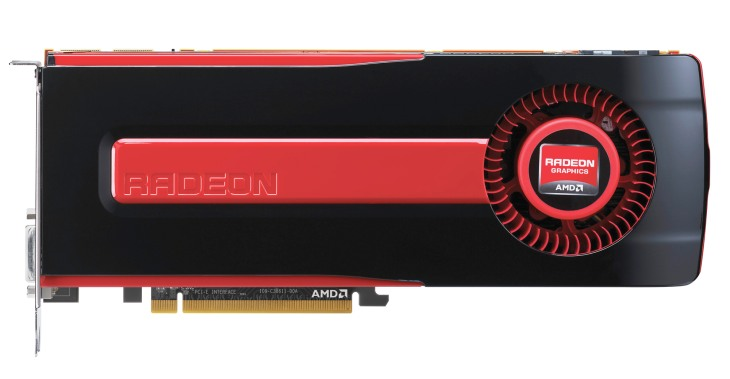 Radeon HD 7970 and R9 280X cards can be paired with each other